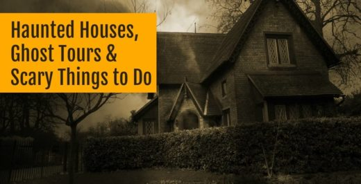 Haunted Houses in Kansas City & Other Scary Things to Do