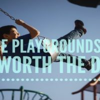 6 Unique Playgrounds in Kansas City (Best Playgrounds)