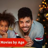Check Out this List of Kids Holiday Movies by Age Group!