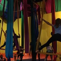 Aerial Fitness for KIDS: All About Learning2Fly