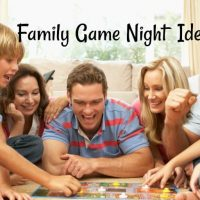 Have a Fun Night Together: 19 Family Game Night Ideas