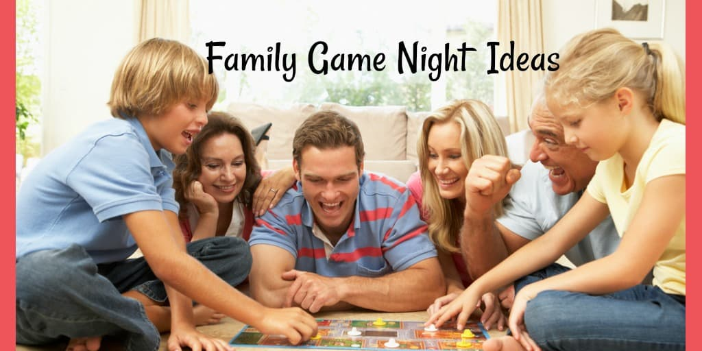 Fun Family Game Night Ideas