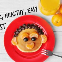 Try Out These 17 Fun, Healthy, Quick, Easy Breakfast Ideas