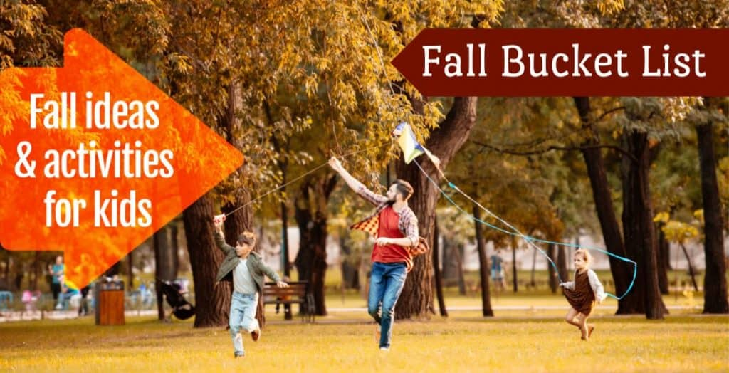 fall activities for kids & fall things to do