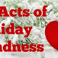 60 Acts of Holiday Kindness to Practice in Your Home this Season