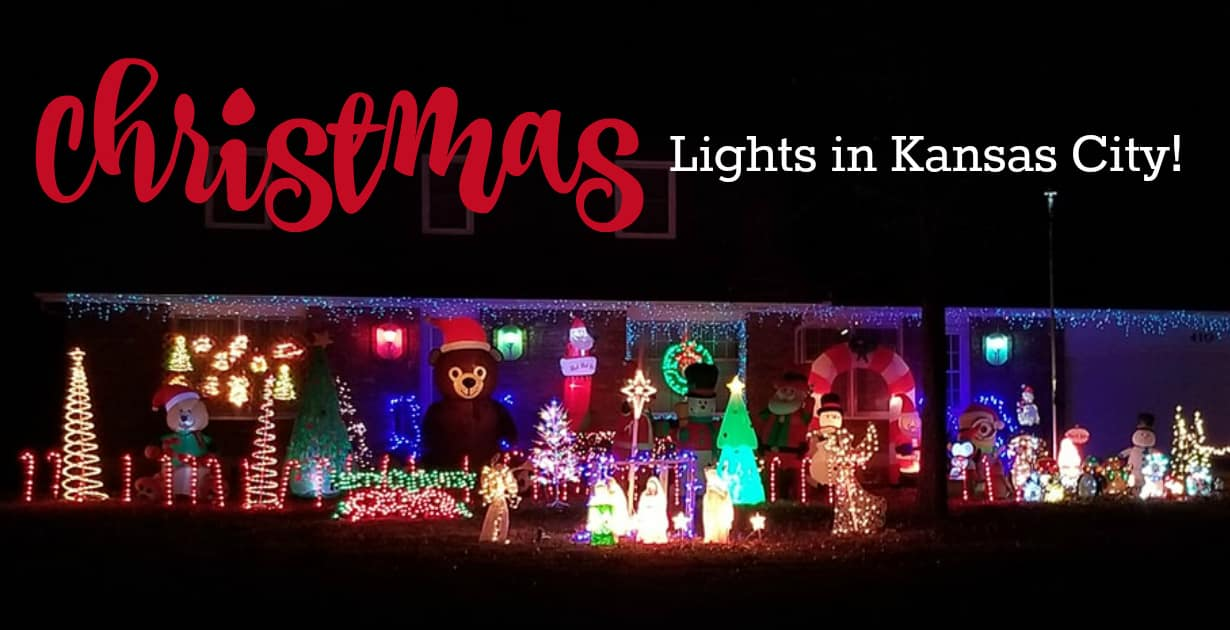 the best attitude 3e695 91945 2018 Holiday Lights in KC Guide: Where to See Christmas ...
