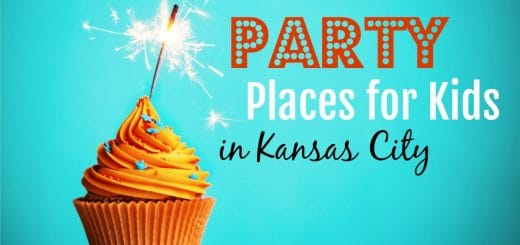 Birthday Party Places for Kids in Kansas City