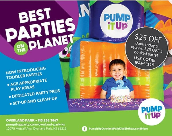 Fun Birthday Party Ideas - Pump It Up