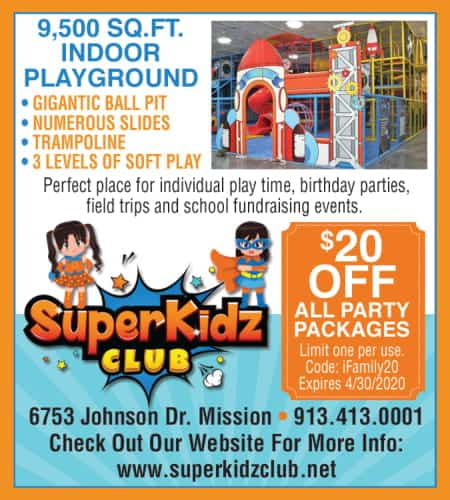 Fun Birthday Party for Kids in Kansas City