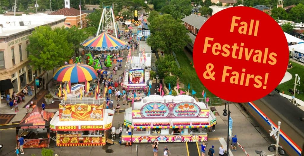 Fall Festivals in Kansas City Area