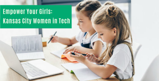 Educational Kids Activities for Girls with Kansas City Women in Technology