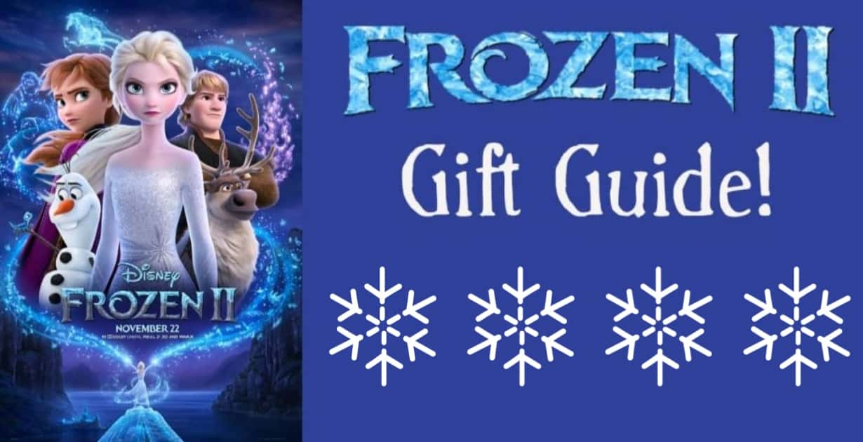 Frozen GIfts for kids