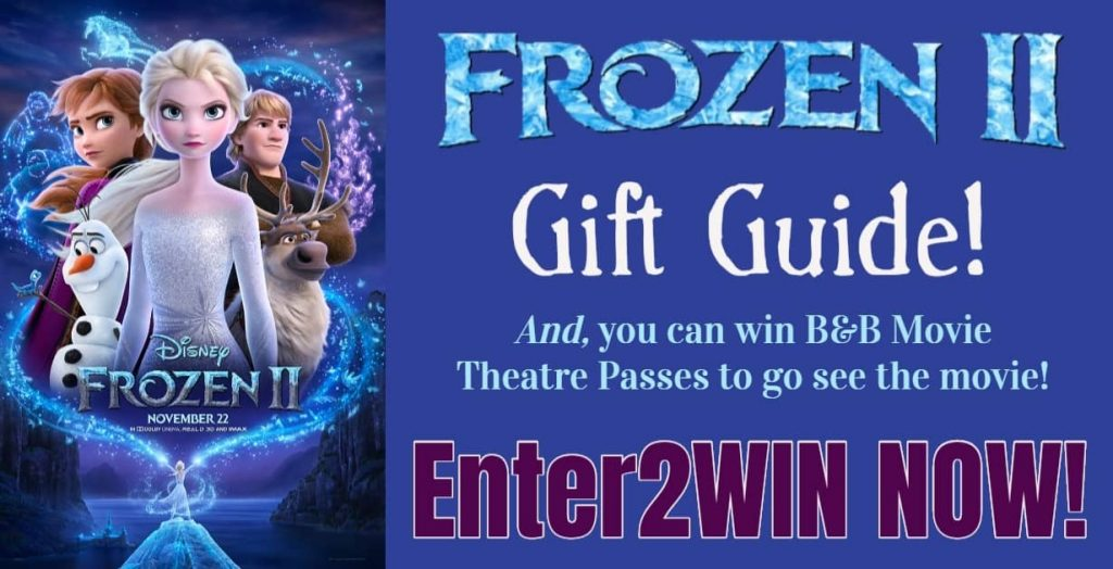 Frozen Gift Ideas for Kids