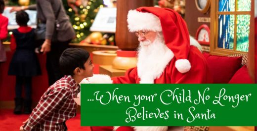 What to do when your child doesn't believe in Santa