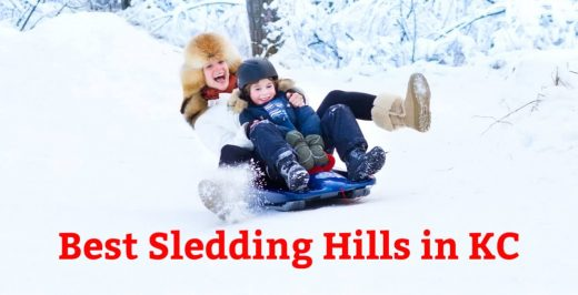 Best Sledding Hills in Kansas City