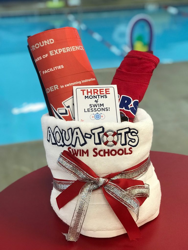 Swimming Lessons Experience Gift