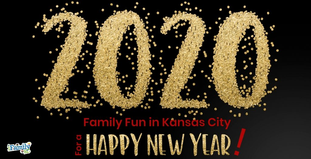 Kids New Years Eve Events in Kansas City