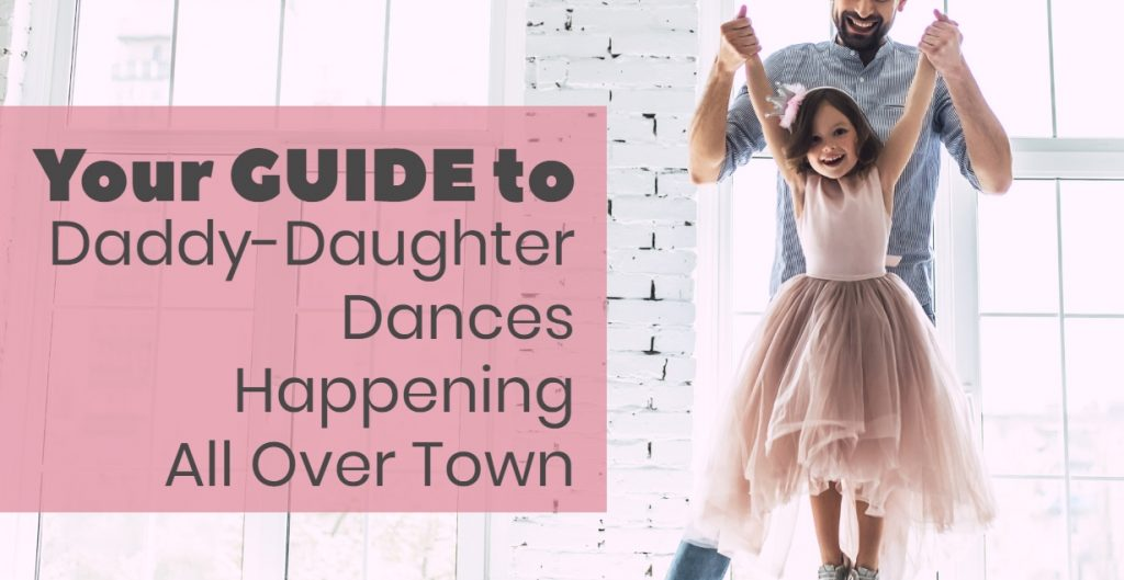 Daddy Daughter Dances in Kansas City 2019