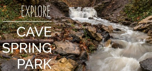 Cave Springs Park in Raytown MO