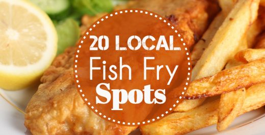 20 local fish fry spots