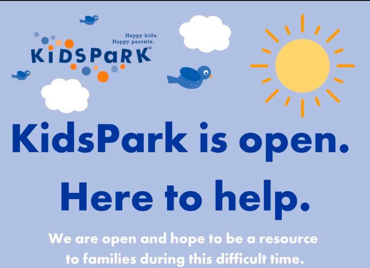 KidsPark is here to help