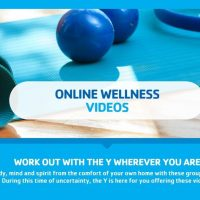 Free Workouts Wheverever You Are: 170 Videos from YMCA