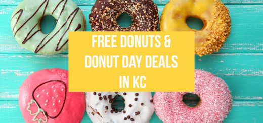 Free Donut Deal Picture National Donut Day in Kansas City