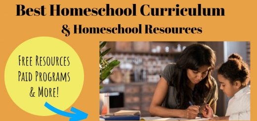 Best Homeschool Curriculum & Resources for Homeschooling Families Free & Paid Programs