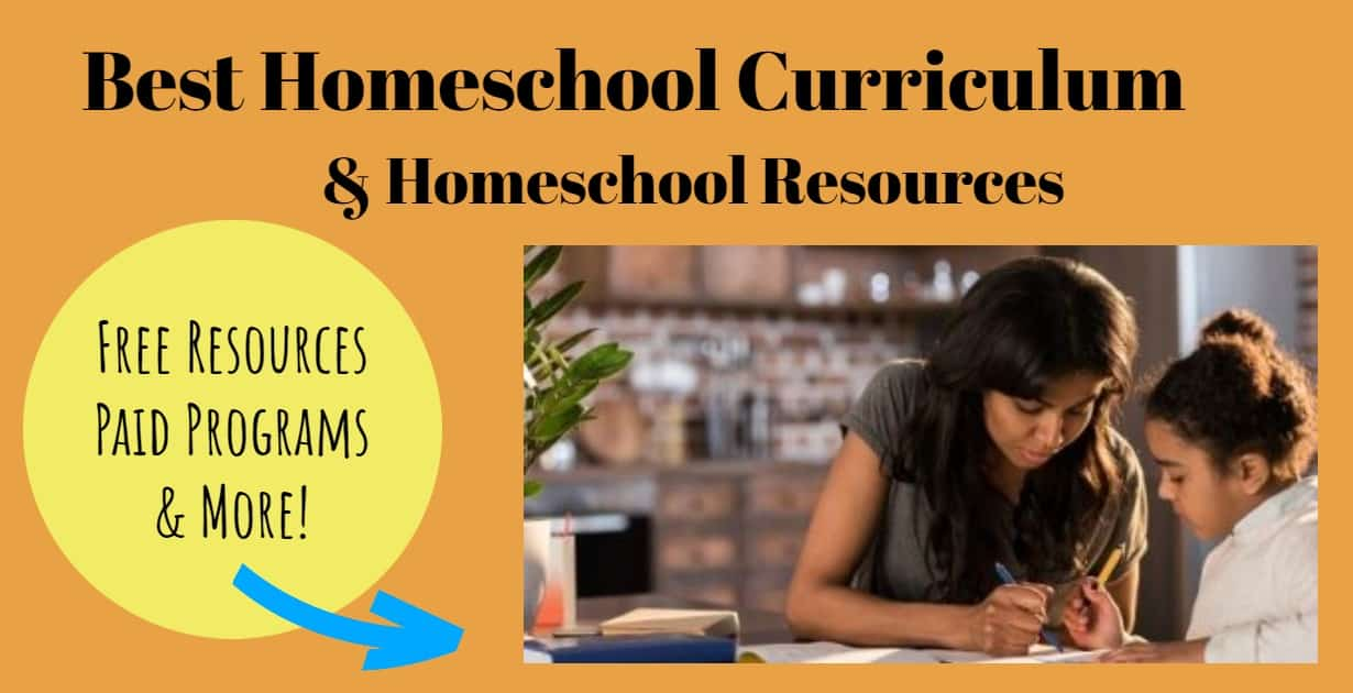 11 Best Online Homeschool Curriculum Programs Free Resources