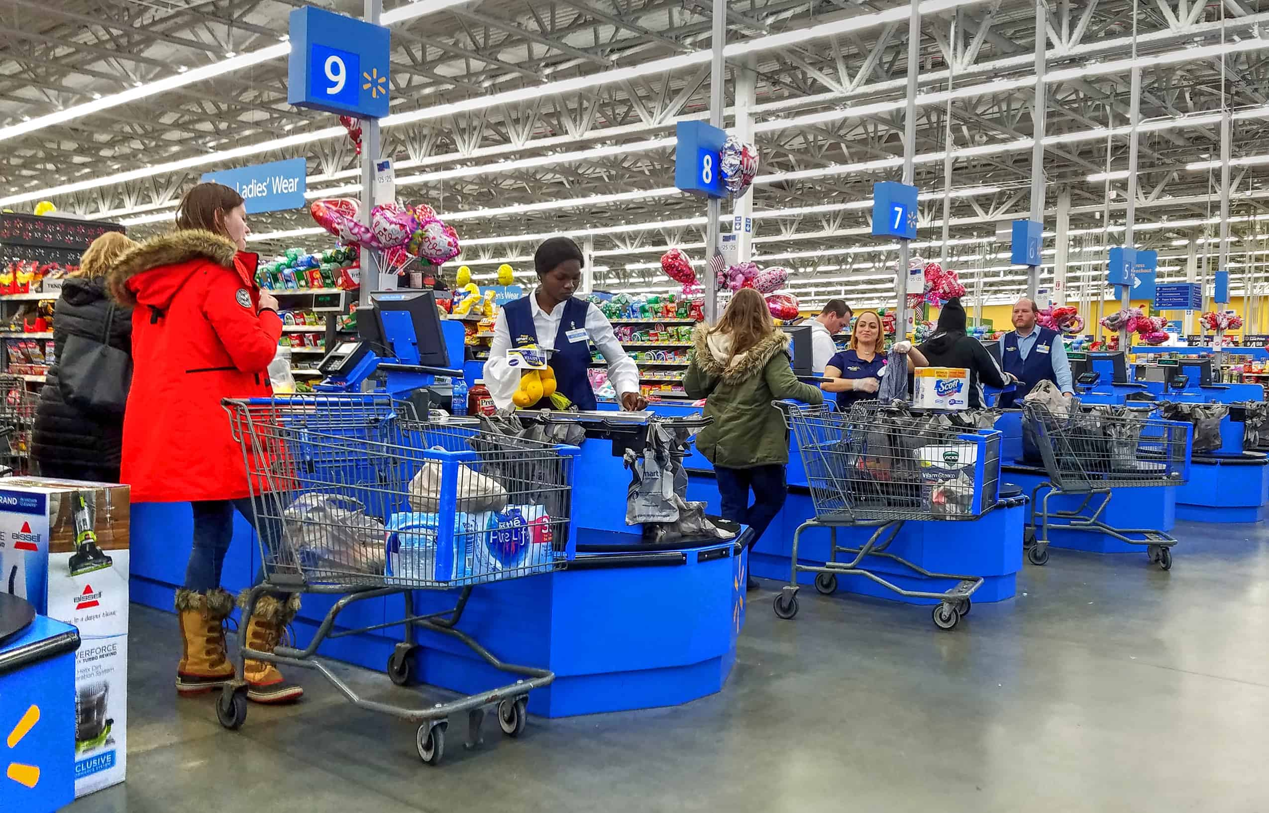 Walmart Closing on Thanksgiving Day