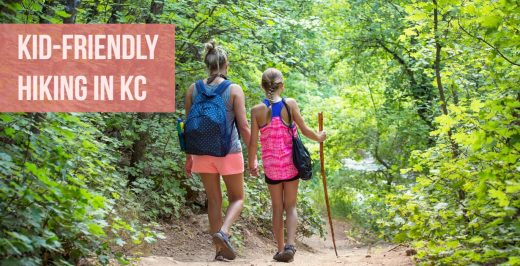 Kid Friendly Hiking in Kansas City