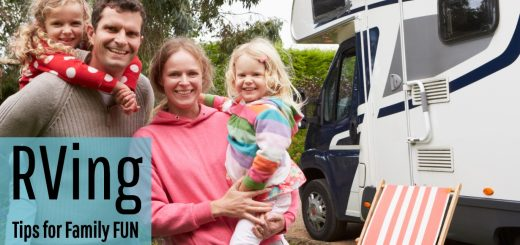 RV tips and tricks: Go RVing with kids and families