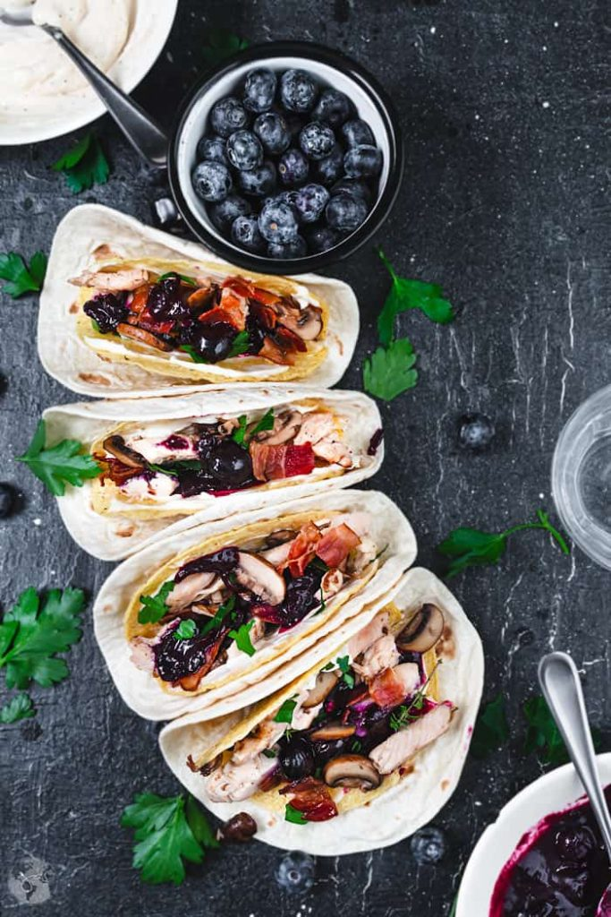 This image has an empty alt attribute; its file name is turkey-tacos-683x1024.jpg