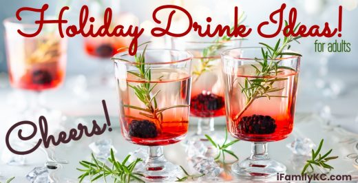 Alcoholic Holiday Drink Ideas
