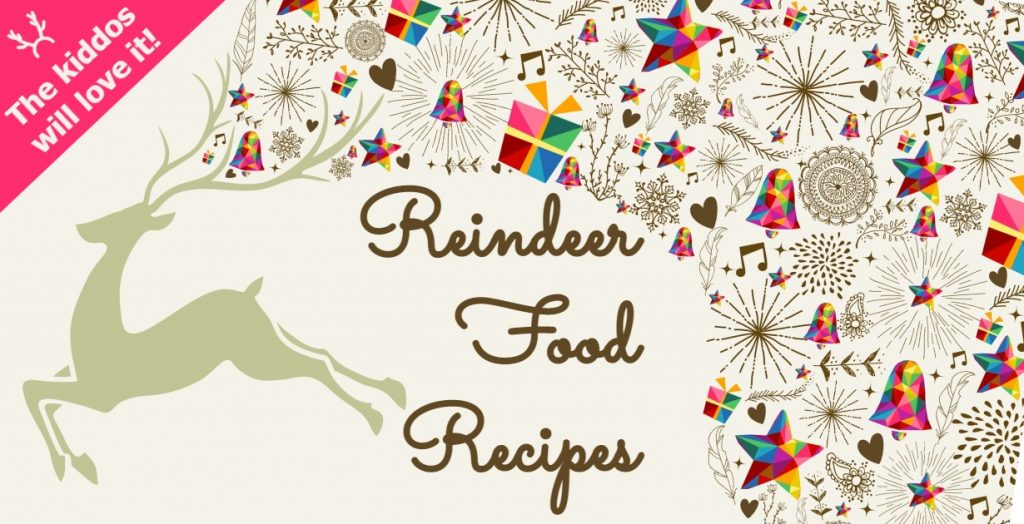 Reindeer Food Recipes