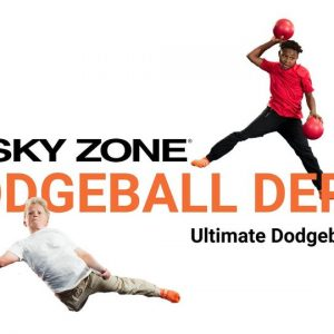 dodgeball derby days at sky zone