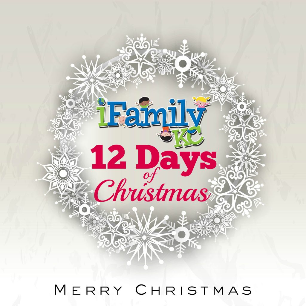 iFamilyKC 12 Days of Christmas