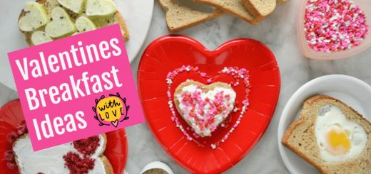 Valentines Breakfast Ideas for Kids