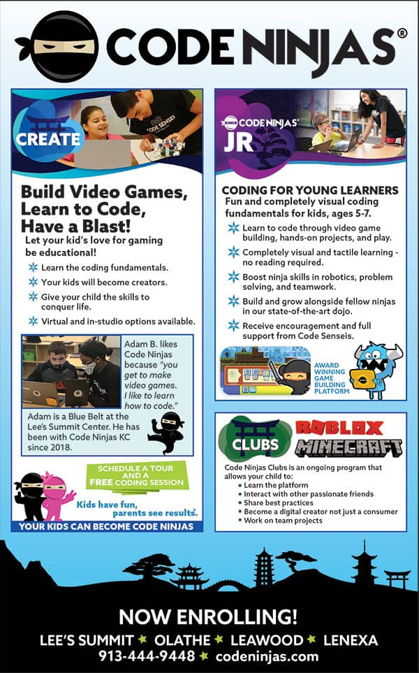 Code Ninjas Coding Classes for Kids Options