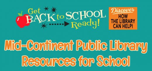 back to school resources at the mid-continent public library