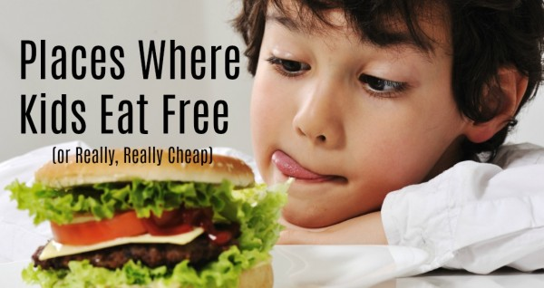 places kids eat free or really cheap in kansas city every night